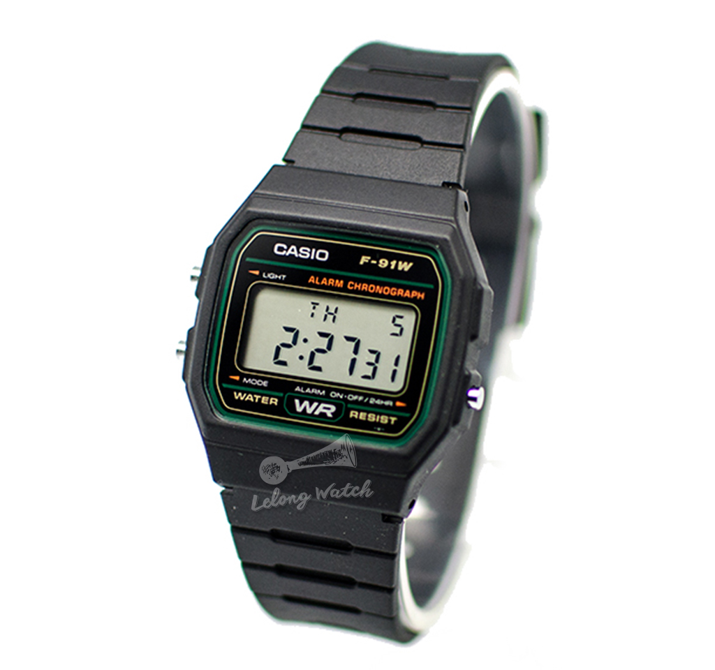 Casio Vintage Retro Gold Digital Dial Stainless Steel ...